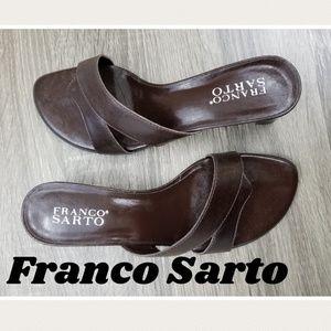 Franco sarto slides 6 1/2